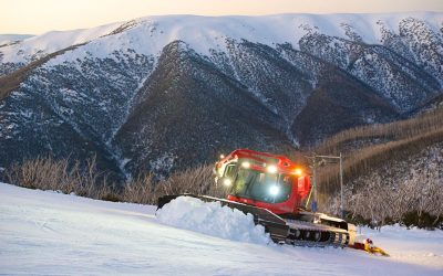 Snow Grooming Tours